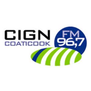 Rádio CIGN-FM 96,7