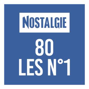 Rádio NOSTALGIE 80 LES N 1