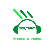 Rádio 5DDD Three D Radio 93.7 FM