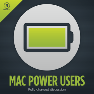 Podcast Relay FM - Mac Power Users