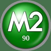 Rádio M2 90
