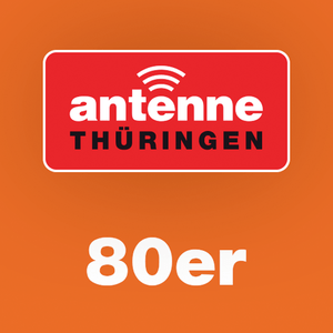 Rádio ANTENNE THÜRINGEN - 80er