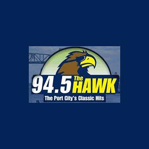 Rádio WKXS-FM - The hawk 94.5 FM