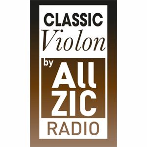 Rádio Allzic Classic Violon