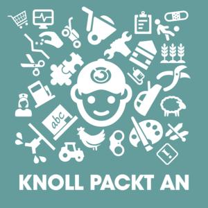 Podcast Knoll packt an