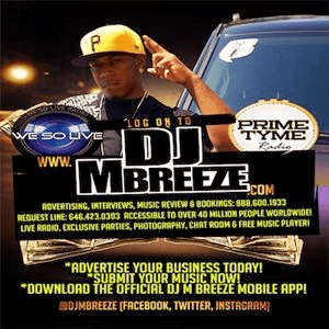 Rádio DJ M Breeze Radio