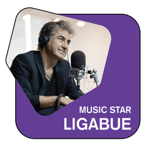 Rádio Radio 105 - MUSIC STAR Ligabue