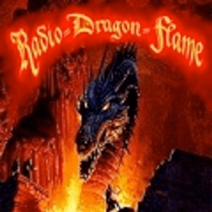 Rádio Radio-Dragon-Flame