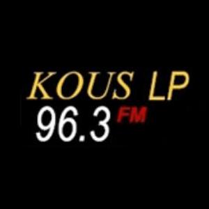 Rádio KOUS-LP - 96.3 FM