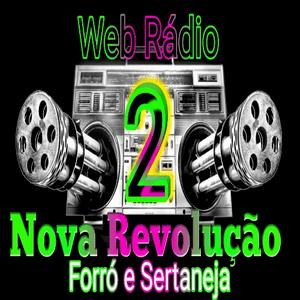 Rádio Web Rádio Nova Revolução 2