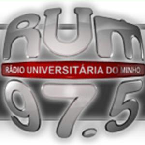 Rádio RUM 97.5 FM - Rádio Universitária do Minho