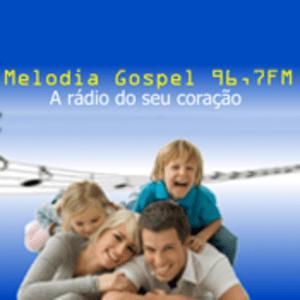 Rádio Rádio Melodia Gospel 96.9 FM