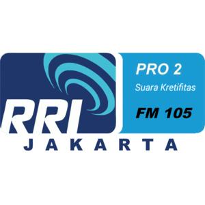 Rádio RRI Pro 2 Jakarta FM 105