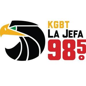 Rádio KGBT - La Jefa 98.5 FM McAllen