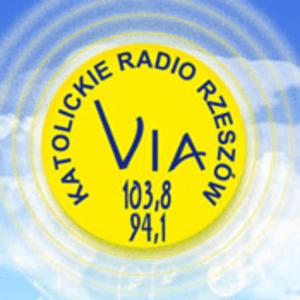 Rádio Katolickie Radio Rzeszów - Via