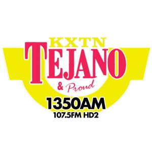 Rádio KXTN Tejano & Proud 1350AM / 107.5 FM HD2