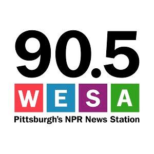 Rádio WESA 90.5 - Pittsburgh's NPR News