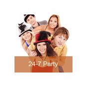 Rádio 24-7 Pop Party