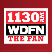 Rádio WDFN - The Fan 1130 AM
