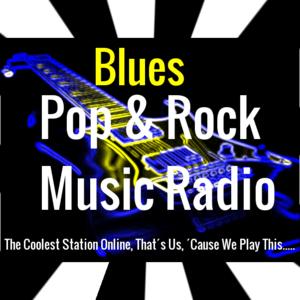 Rádio Pop And Rock Music Radio Blues