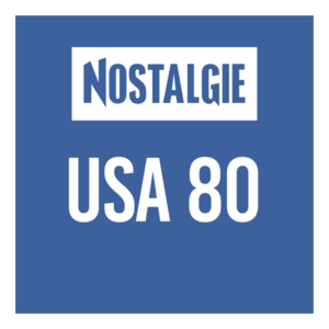 Rádio NOSTALGIE USA 80