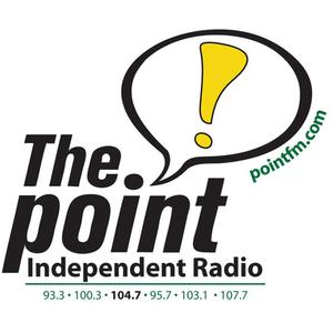 Rádio WNCS - The Point 104.7 FM