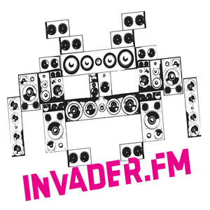 Rádio Space Invader Radio
