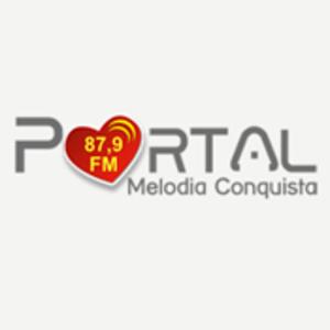 Rádio Rádio Melodia Conquista 87.9 FM
