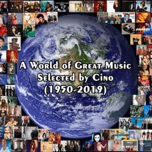 Rádio A World of Great Music Selected by Cino