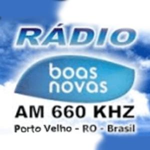 Rádio Rádio Boas Novas 660 AM