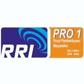Rádio RRI Pro 1 Mataram FM 89.2