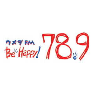 Rádio Be Happy! 78.9 - Umeda FM