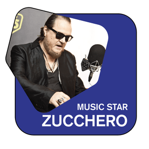 Rádio Radio 105 - MUSIC STAR Zucchero