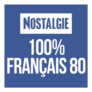 Rádio NOSTALGIE 100% FRANCAIS 80