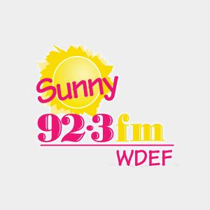 Rádio WDEF-FM - Sunny  92.3 FM