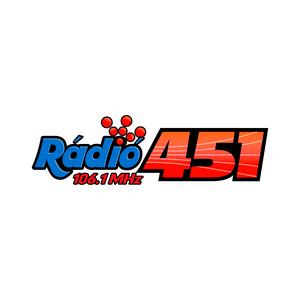 Rádio Dance 451