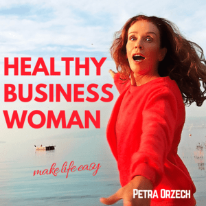 Podcast Healthy Business Woman
