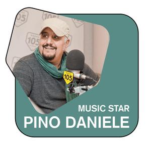 Rádio Radio 105 - MUSIC STAR Pino Daniele
