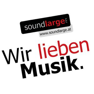 Rádio soundlarge – Wir lieben Musik.