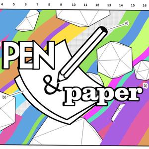 Podcast Pen & Paper