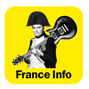 Podcast France Info  -  Ces chansons qui font le tour