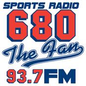 Rádio WCNN - Sports Radio 680 The Fan