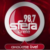 Rádio SFERA RADIO 98,7 Hrakleio