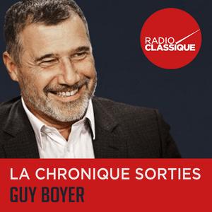 Podcast Chronique sorties