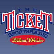 Rádio The Ticket Sports Radio 1310 AM