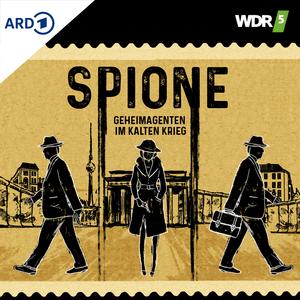 Podcast Dok5 Sommerreihe: Spione