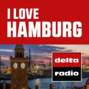 Rádio delta radio I love Hamburg