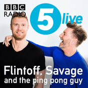 Podcast Flintoff, Savage and the Ping Pong Guy