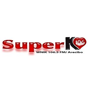 Rádio WNIK-FM - Super K 106.5 FM
