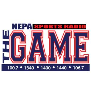Rádio WICK 1400 AM - The Game Sports Radio